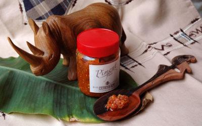 Piment rouge frais bio